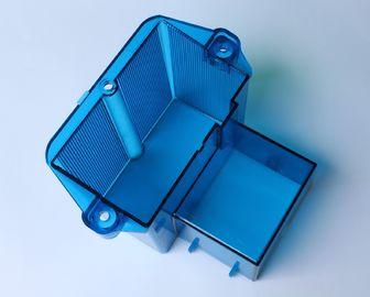 Der sondern Sie aus,/multi Farbkundenspezifische Plastik, der blauen Kasten 200x300mm formt