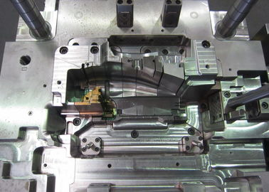 Plastikspritzen formt Prototyp mit Teil auf AB-Platte kein einzelner Hohlraum und Kern