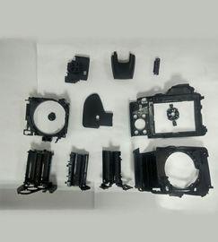 Die geformten besonders angefertigten Teile der hohen Präzision Einspritzung/, nehmen MOQ-Produktion an
