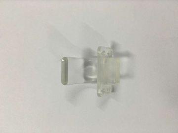 Transparenzplastikeinspritzung formte Teile, Präzisionsplastikspritzen